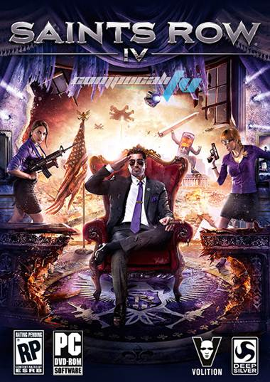 Saints Row 4 PC
