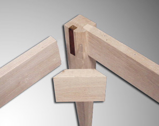 Keep In Mind The Posts Have To Fit UNDER The Table Top And Thereu0027s Usually  An Overhang On A Table Top. Cut Two Sides The Same Length And Two Ends The  Same ...
