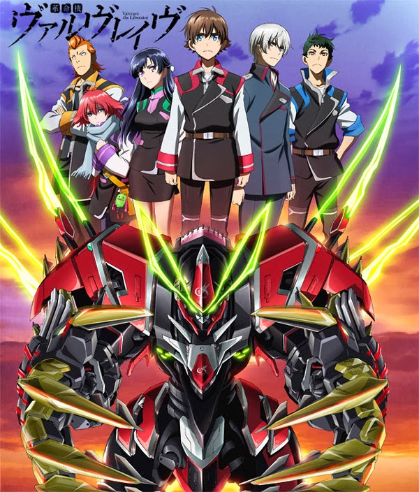Kakumeiki Valvrave 2nd Season Ani-Stream