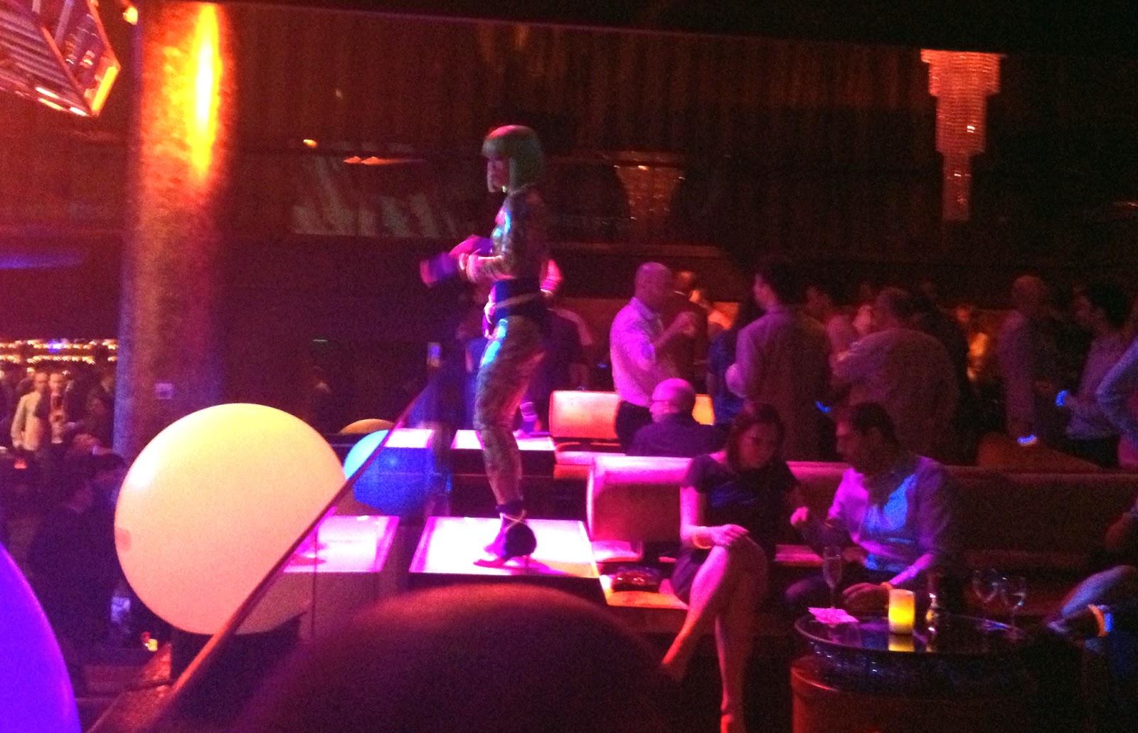 3730 las vegas -  1931 Haze Nightclub Aria Las Vegas 10 11 2012