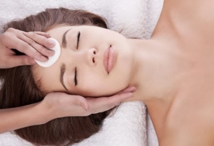Regular  facial massage for over 40
