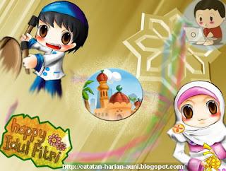 Ucapan Idul Fitri 1433 Hijriyah