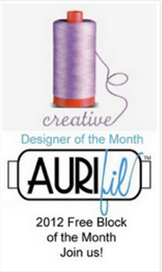 See link to free Aurifil projects