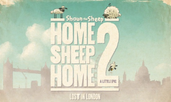 ScreenShoot Shaun The Sheep 2 London PC game