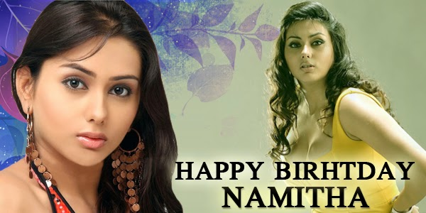 Listen to Namitha Songs on Raaga.com