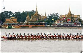 Amazing Festivals in Cambodia
