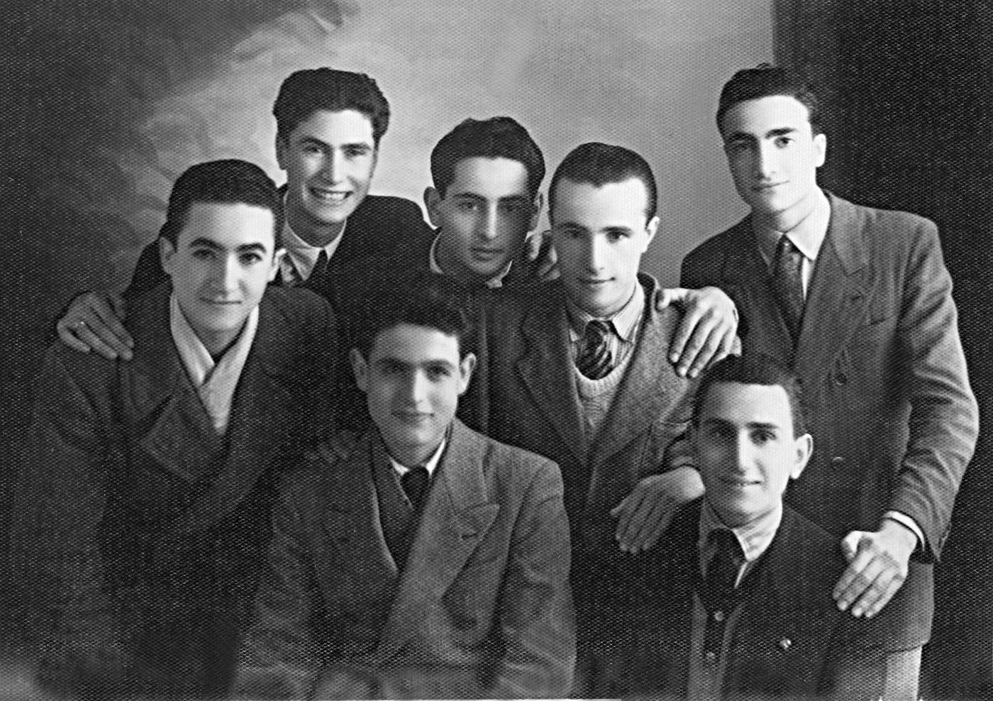 Mazara forever anni quaranta for Giovanni tilotta