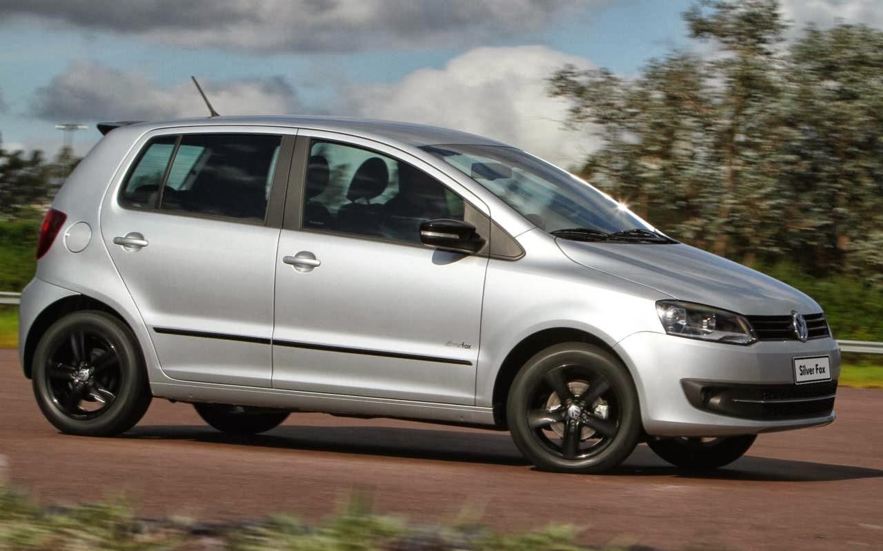 Volkswagen Fox 2014 - 4º carro mais vendido em fevereiro de 2014