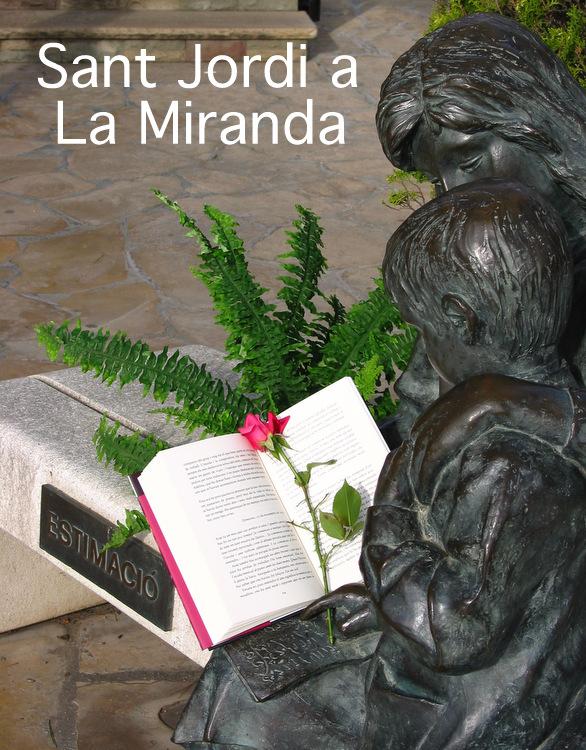 Sant Jordi a La Miranda