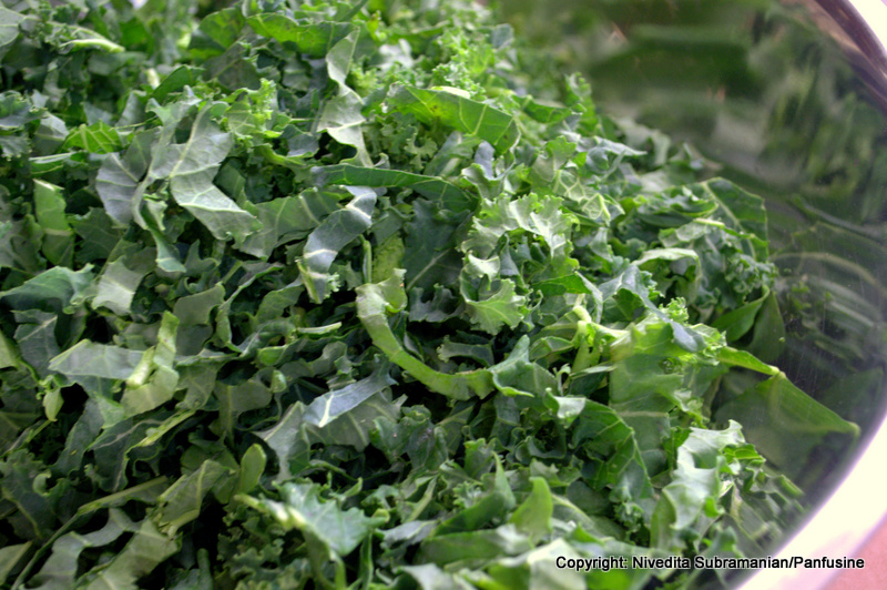 how to grow kale in india
