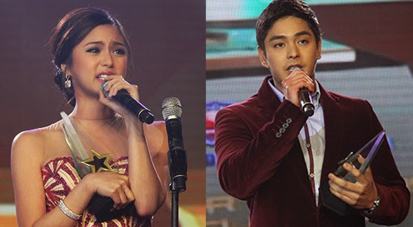 Kim Chiu, Coco Martin, big winners at PMPC Star Awards for TV 2014