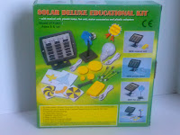 Picture of Solar Deluxe Educational Kit unopened