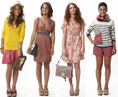 Modas de hoy moda nice things primavera verano 2011 lookbook - Nice things are nice ...