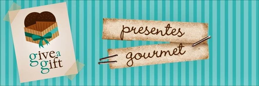 Give a Gift - Presentes Gourmet