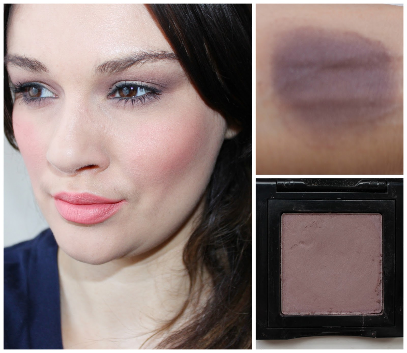 Faces Glam On Color Perfect Eyeshadow 04 Smokey Review