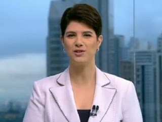 Mariana Godoy diz Ahan Senta lá Cláudia ao vivo