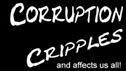 Corruption Cripples