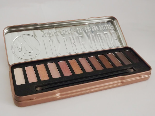 w7, Palette, in the nude, dupe naked 3,