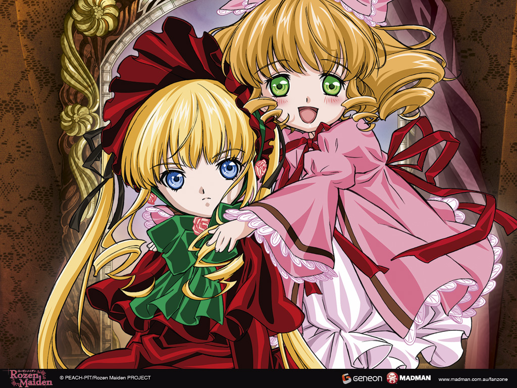 Anime! ^.^: Rozen Maiden (General)
