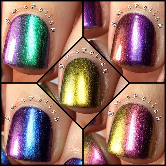 Cirque Colors - The Meta Collection - McPolish