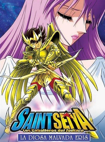 Ver Saint Seiya, La Diosa Malvada Eris (2011) Online