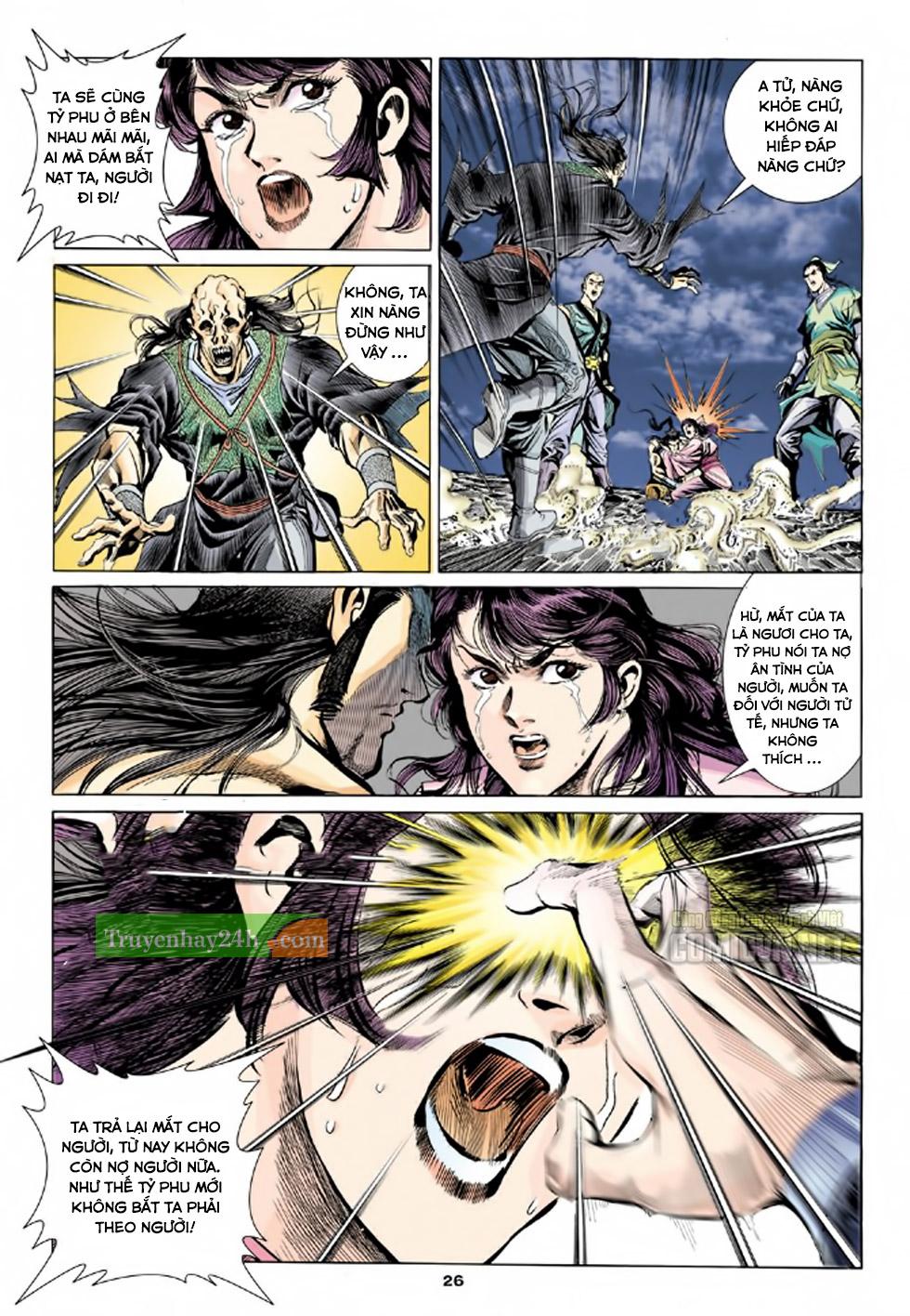 Thiên Long Bát Bộ chap 100 – End Trang 27 - Mangak.info