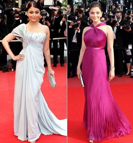 brautkleid: India\'s first beauty due to post-natal fat to be ...