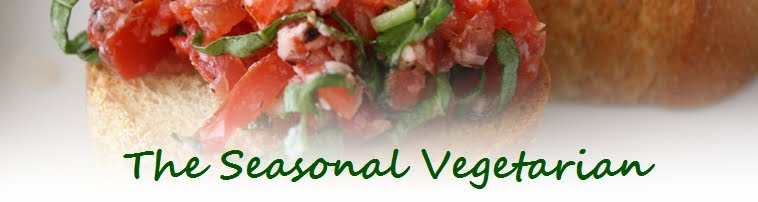 The Seasonal Vegetarian