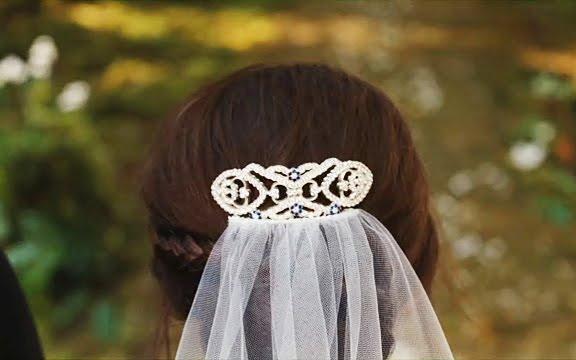 Bella Swan 39s wedding veil and