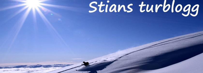 Stian Langelands friluftsblogg