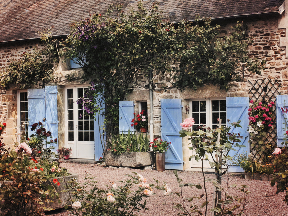 Quiddity  In The French Countryside - French country side