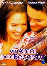 Assistir Filme Um Amor para Recordar Dublado Online