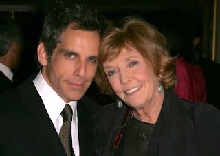 Anne Meara, mother of Ben Stiller, passed away on May 25, 2015.