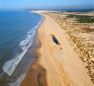El litoral Andaluz
