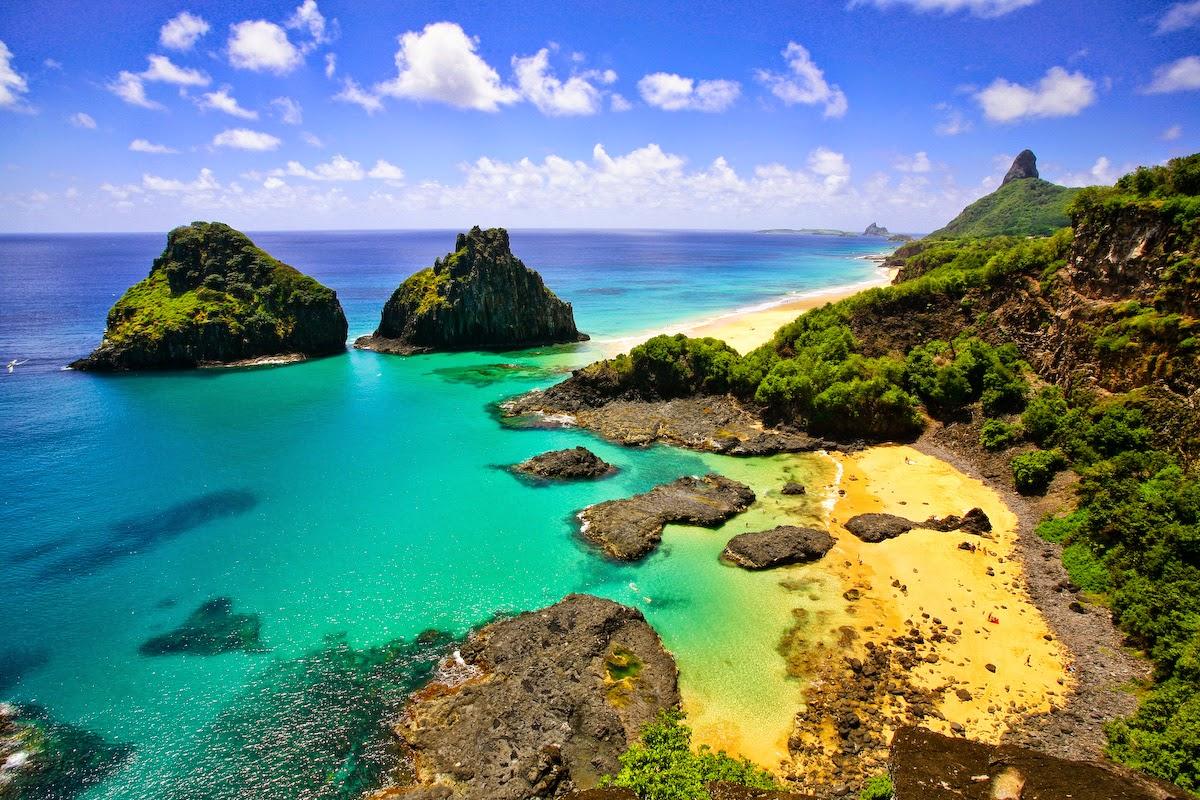 20 lugares que deberías visitar en Latinoamérica, Fernando de Noronha, Brasil