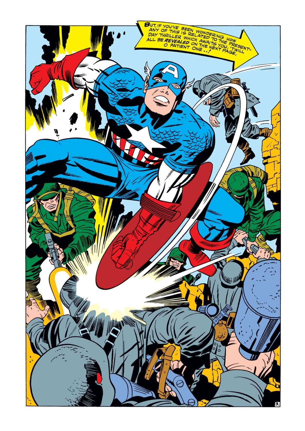 Captain America (1968) Issue #105 #19 - English 4