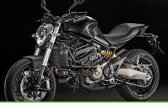 Nueva Ducati Monster 821
