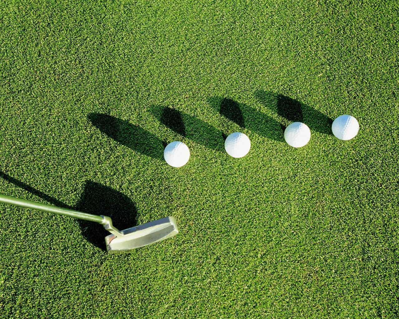 Wallpaper Bluos Golf