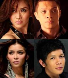 Sarah and Bamboo vs KZ and Jovit 'Just Give Me A Reason' Performance | Which is Better?