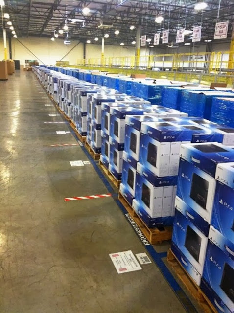 Amazon received Huge Shipment Of PS4 Consoles and get ready to pre-order