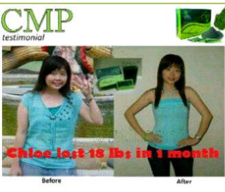 Diet sehat dan aman dengan CMP + 3 Green
