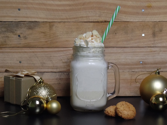 Amaretto eggnog recipe