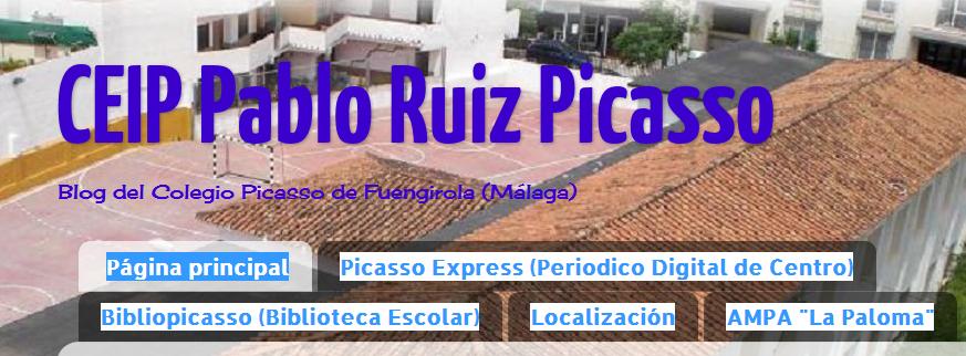 """Mi cole """"Pablo Ruiz Picasso"""""""