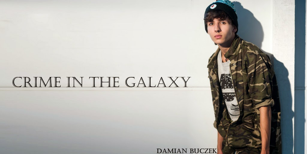Damian Buczek crime in the galaxy