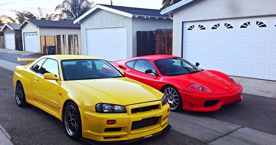 Nissan Skyline GT-R s in the USA Blog: For Export Only ...