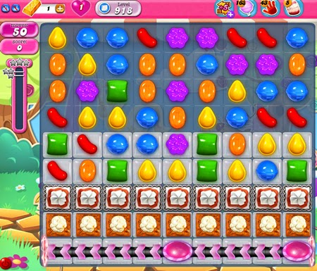 Candy Crush Saga 918