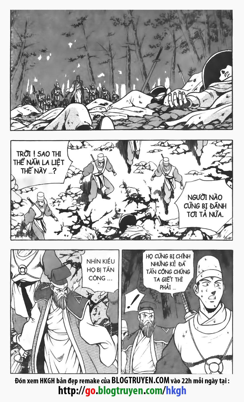 Hiệp Khách Giang Hồ - Hiệp Khách Giang Hồ Chap 100 - Pic 19