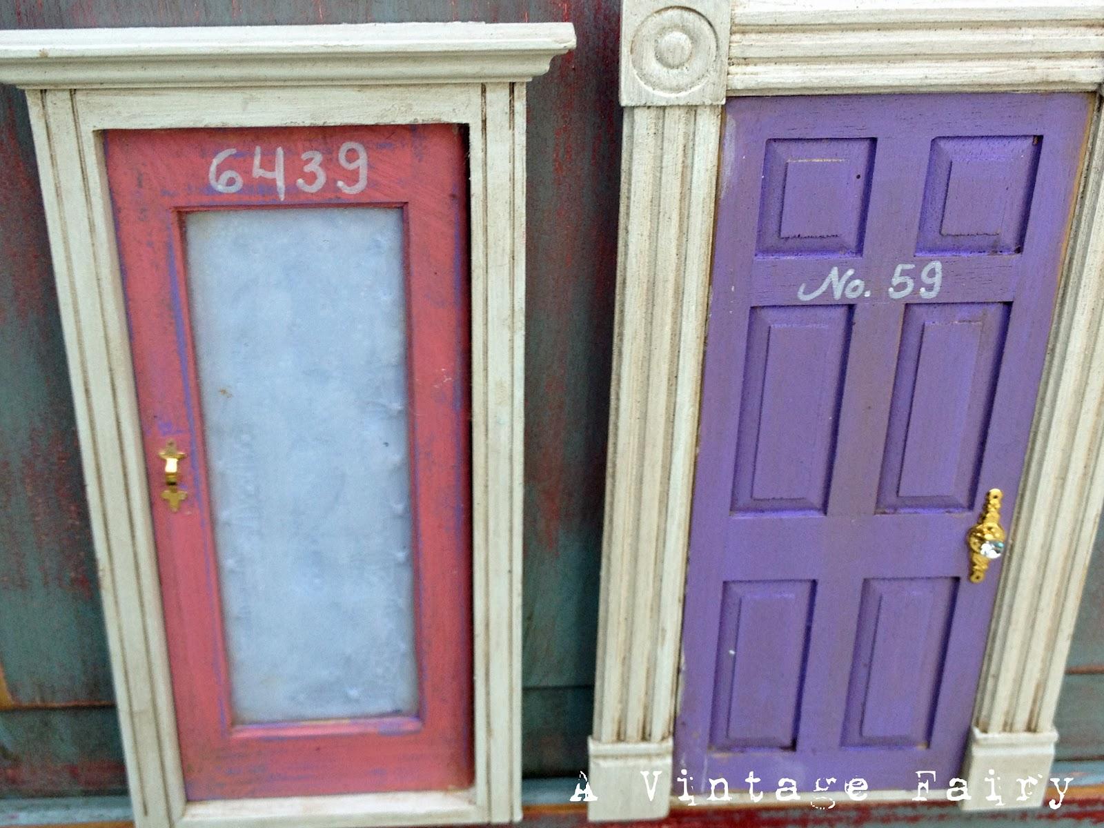 Adorable doors a guest post for Unpainted fairy doors
