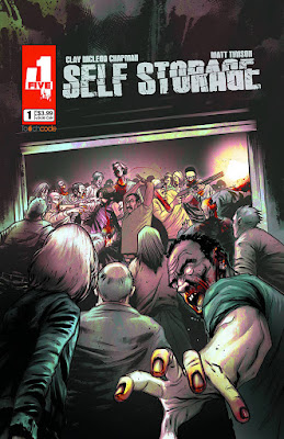 Cover of Self Storage #1, courtesy of 451 Media Group