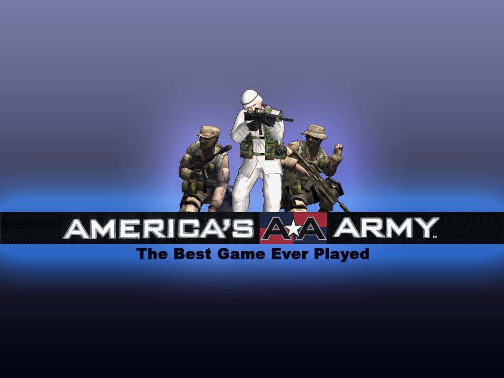 Desktop Wallpapers: Americas Army